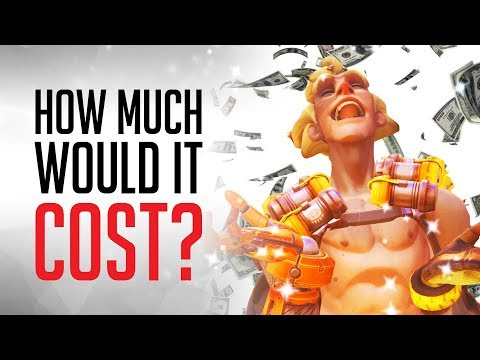 How Much Would it Cost to be Junkrat!