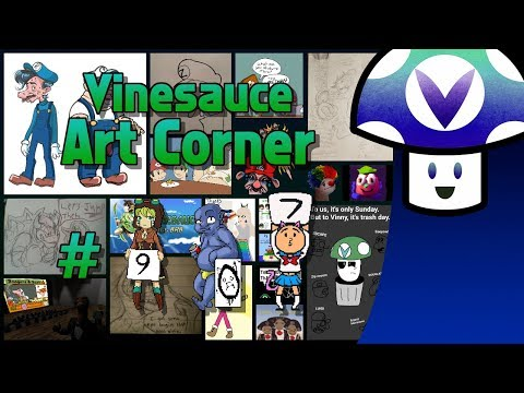 [Vinebooru] Vinny - Vinesauce Art Corner (part 907)