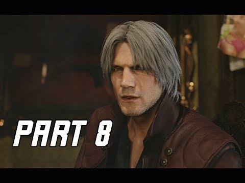 DEVIL MAY CRY 5 Gameplay Walkthrough Part 8 - DANTE (DMC5 Let's Play Commentary)