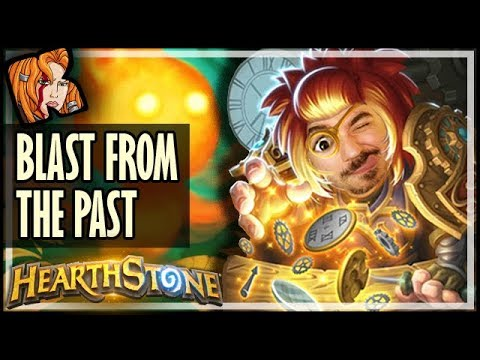A Blast From The Past - Rastakhan's Rumble Hearthstone