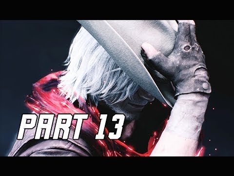 DEVIL MAY CRY 5 Gameplay Walkthrough Part 13 -  Cowboy Dante (DMC5 Let's Play Commentary)