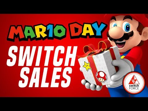 What's NEXT For Mario on Switch? (Mario Day + Best Switch Game Sales)