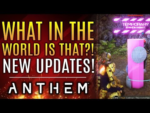 Anthem - What in The World is THAT?! New World Event