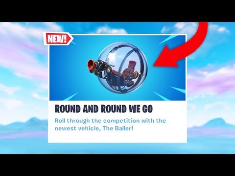New Baller Vehicle Fortnite Gameplay Fortnite Free Account List 2019