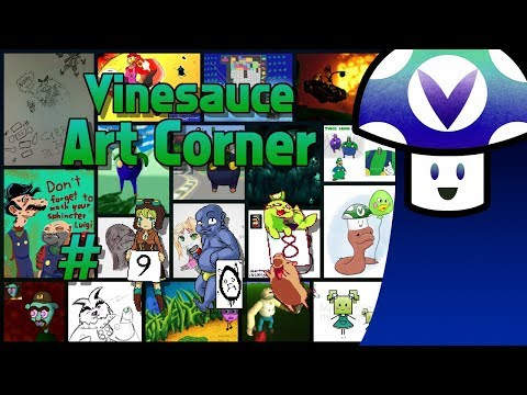 [Vinebooru] Vinny - Vinesauce Art Corner (part 908)