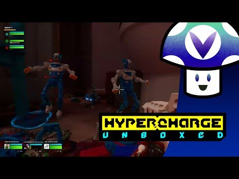 [Vinesauce] Vinny & Friends - HYPERCHARGE: Unboxed [Early Access]