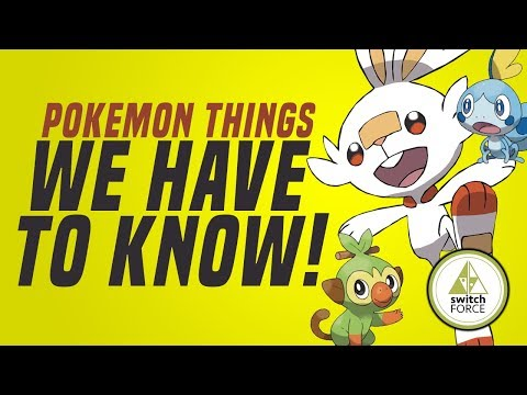 The BIGGEST Unanswered Pokemon Sword and Shield Questions... We NEED to Know!