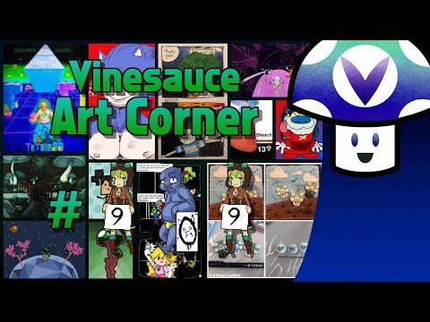 [Vinebooru] Vinny - Vinesauce Art Corner (part 909)