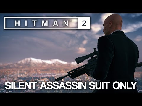 HITMAN™ 2 Master Difficulty - Sniper Assassin, Colorado (Silent Assassin Suit Only)
