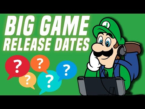Nintendo's 11 BIGGEST New Switch Games... How WE THINK Release Dates Will Go!