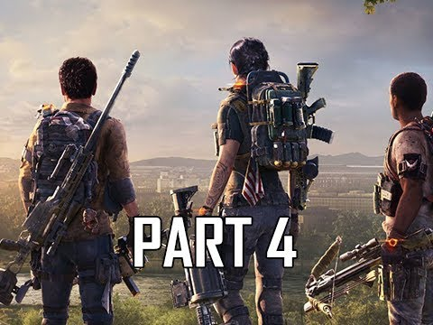 DIVISION 2 Walkthrough Part 3 (Let's Play Commentary)