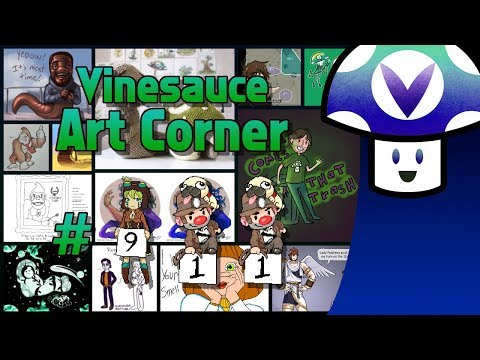 [Vinebooru] Vinny - Vinesauce Art Corner (part 911)