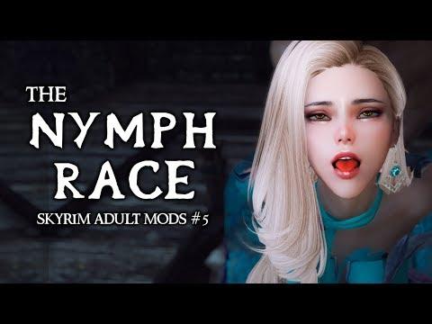 Skyrim Adult Mods 6 The Nymph Race Of Skyrim
