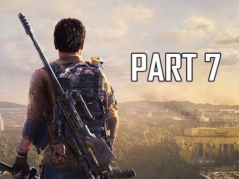 DIVISION 2 Walkthrough Part 7 (Let's Play Commentary)
