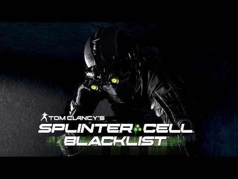 Splinter Cell: Blacklist - Site F (Ghost, Perfectionist, No Mark and Execute)