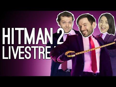 LIVE Hitman 2 Elusive Target! Outside Xbox vs Hitman 2 Elusive Target #5