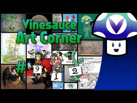 [Vinebooru] Vinny - Vinesauce Art Corner (part 912)
