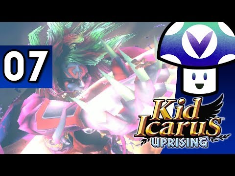 [Vinesauce] Vinny - Kid Icarus: Uprising (part 7 Finale)