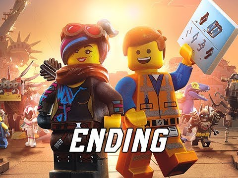 LEGO MOVIE 2 Gameplay Walkthrough Part 9 - ENDING (Video Game Let's Play)