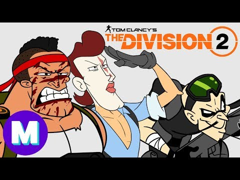 The Division 2 END GAME?