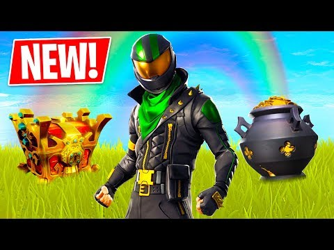 St. Patricks Day Update!! // Pro Fortnite Player // 2100 Wins (Fortnite Battle Royale Gameplay)