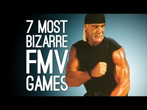 7 Bizarre FMV Games That Would Never Get Made Today