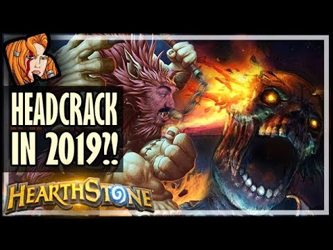 HEADCRACK In 2019?! - Hearthstone Arena