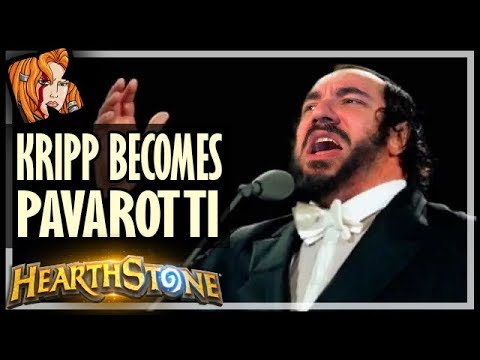 Kripp Becomes Pavarotti - One Hand Clapping