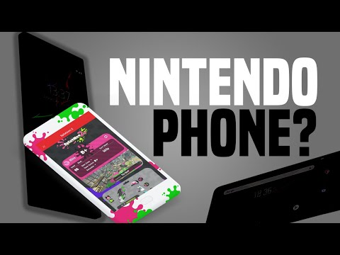 A NEW Nintendo Mobile Gaming Phone... Possibly Coming!? (RUMOR)