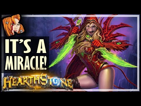 Remember MIRACLE ROGUE? - Old School Hearthstone