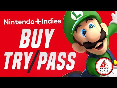 Buy, Try OR Pass... Nindies 2019 Spring Showcase Games (New Switch Games)
