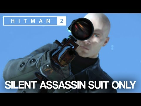 HITMAN™ 2 Patient Zero - The Author, Sapienza (Silent Assassin Suit Only, Sniper Assassin)