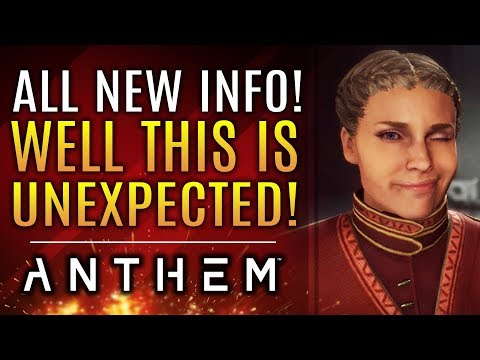 Anthem - Some Shocking News!  I Didn't Expect This...