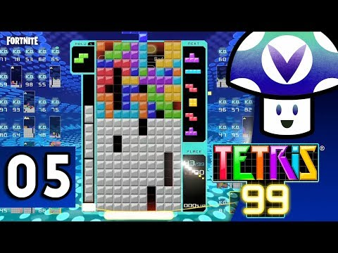 [Vinesauce] Vinny - Tetris 99 (part 5)