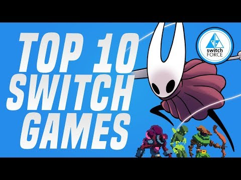 Top 10 BEST Selling Nintendo eShop Indie Games on Switch!