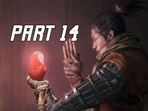 SEKIRO SHADOWS DIE TWICE Walkthrough Part 14 - Demon Bell (Let's Play Commentary)