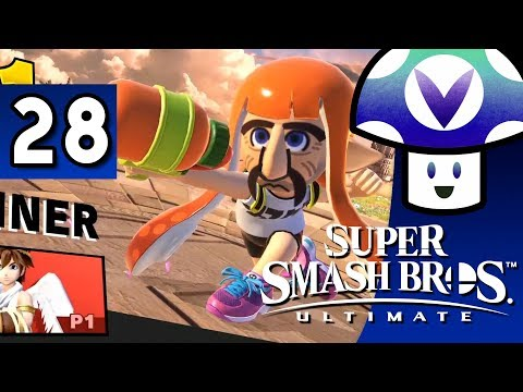 [Vinesauce] Vinny - Super Smash Bros. Ultimate (part 28)
