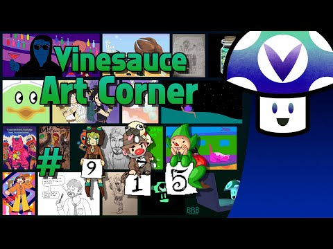 [Vinebooru] Vinny - Vinesauce Art Corner (part 915)