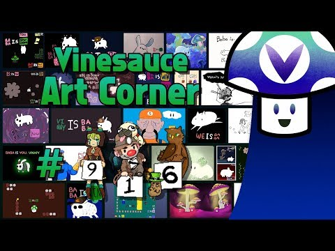 [Vinebooru] Vinny - Vinesauce Art Corner (part 916)