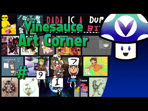 [Vinebooru] Vinny - Vinesauce Art Corner (part 917)