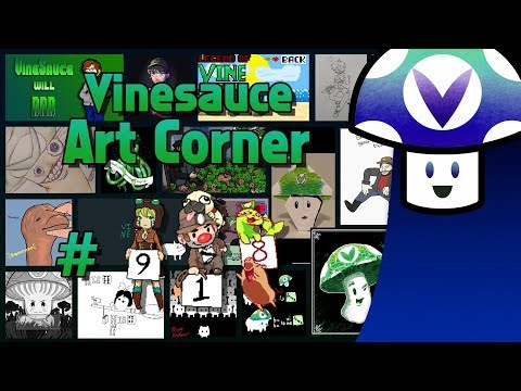 [Vinebooru] Vinny - Vinesauce Art Corner (part 918)