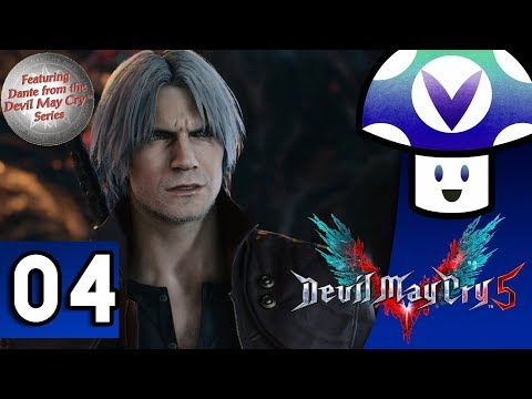 [Vinesauce] Vinny - Devil May Cry 5 (part 4)