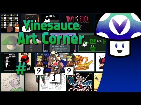 [Vinebooru] Vinny - Vinesauce Art Corner (part 919)