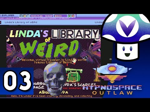 [Vinesauce] Vinny - Hypnospace Outlaw (part 3)