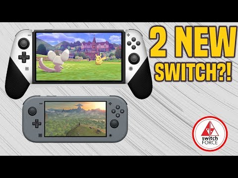 Could 2 NEW Switch Consoles Be Coming This Summer?!