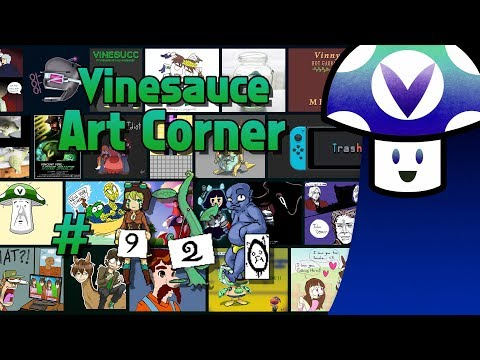 [Vinebooru] Vinny - Vinesauce Art Corner (part 920)