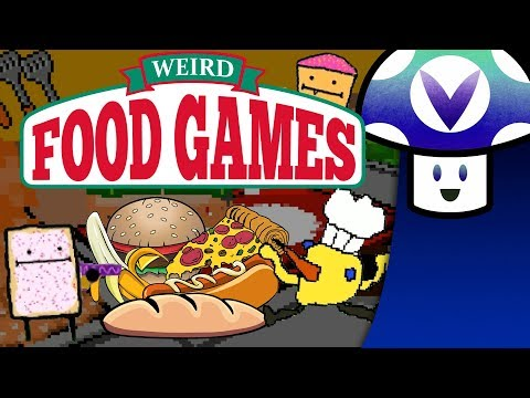[Vinesauce] Vinny - Weird Food Games