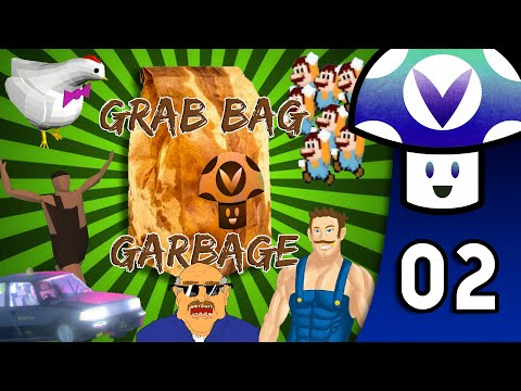 [Vinesauce] Vinny - Grab Bag Garbage (part 2)