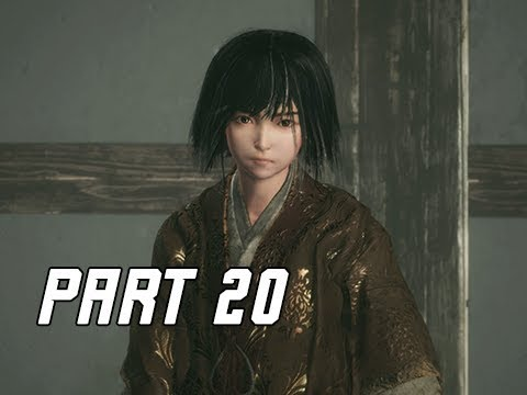 SEKIRO SHADOWS DIE TWICE Walkthrough Part 20 - Hidden Forest (Let's Play Commentary)