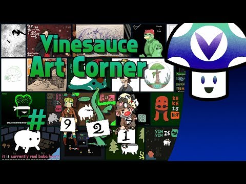 [Vinebooru] Vinny - Vinesauce Art Corner (part 921)